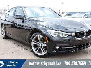 Used 2018 BMW 3 Series 330I XDRIVE/AWD/LEATHER/ROOF/NAV for sale in Edmonton, AB