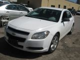 Photo of White 2012 Chevrolet Malibu