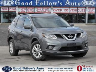 Used 2016 Nissan Rogue SV MODEL, AWD, REARVIEW CAMERA, HEATED SEATS for sale in Toronto, ON