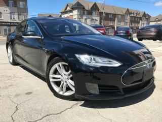 Used 2016 Tesla Model S 70D|AWD|Auto Pilot|Accident Free|Navi|Leather for sale in Burlington, ON