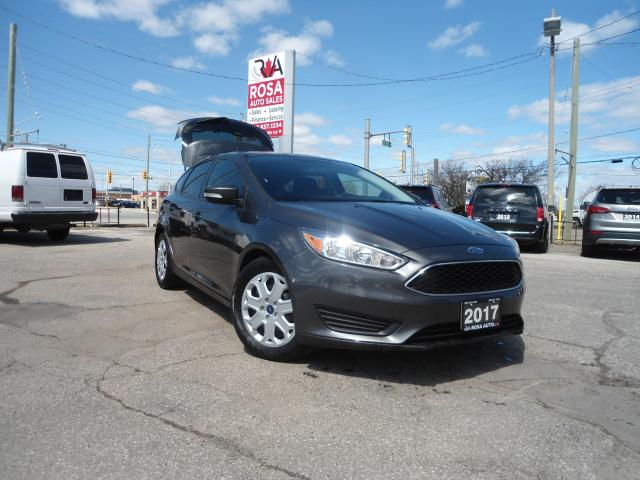 2017 Ford Focus AUTO NO ACCIDENT B-TOOTH PW PL PM SAFETY A/C