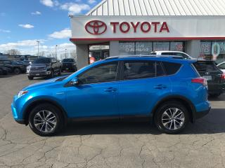 Used 2016 Toyota RAV4 XLE for sale in Cambridge, ON