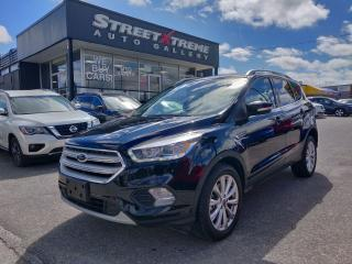 Used 2018 Ford Escape Titanium for sale in Markham, ON