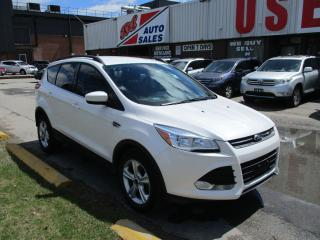 Used 2015 Ford Escape SE~HEATED SEATS~BACK-UP CAM.~AWD~CERTIFIED for sale in Toronto, ON