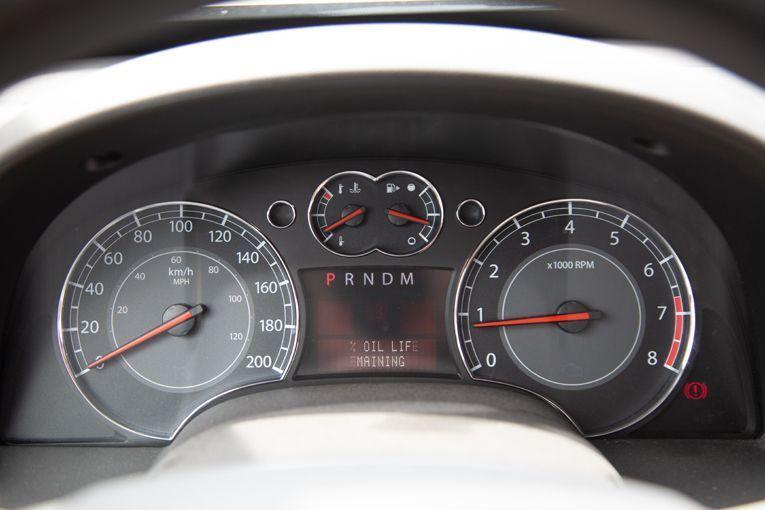2007 Suzuki XL-7