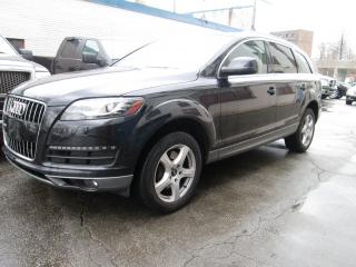 Used 2010 Audi Q7 3.6L Premium with Navigation. for sale in Toronto, ON