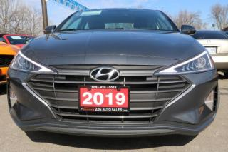 Used 2019 Hyundai Elantra Preferred for sale in Brampton, ON
