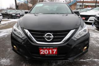 Used 2017 Nissan Altima 2.5 SV for sale in Brampton, ON