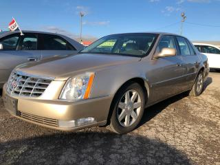 Used 2006 Cadillac DTS for sale in Pickering, ON