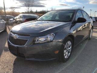 Used 2012 Chevrolet Cruze LS w/1SA for sale in Pickering, ON
