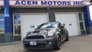 Used 2013 MINI Cooper Coupe