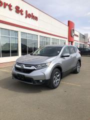 Used 2019 Honda CR-V EX for sale in Fort St John, BC