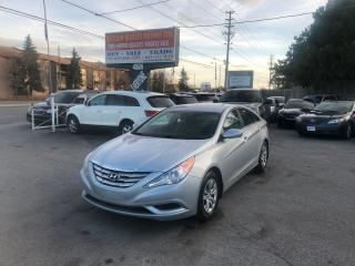 Used 2012 Hyundai Sonata GL for sale in Toronto, ON