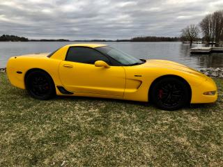 Used 2001 Chevrolet Corvette Z06 WITH ONLY 15700 km for sale in Perth, ON