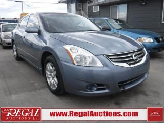 Used 2010 Nissan Altima S for sale in Calgary, AB