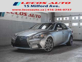 Used 2015 Lexus IS 250 for sale in North York, ON