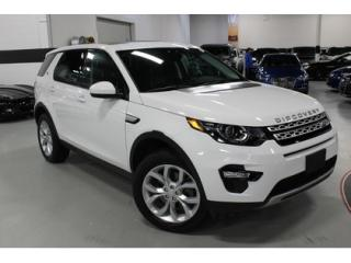 Used 2016 Land Rover Discovery Sport HSE   7-PASSENGER   1-OWNER for sale in Vaughan, ON