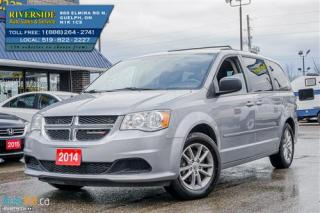 Used 2014 Dodge Grand Caravan SXT for sale in Guelph, ON