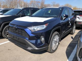 New 2019 Toyota RAV4 XLE for sale in Pickering, ON