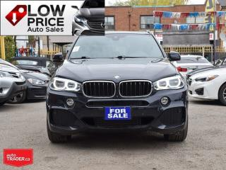 Used 2016 BMW X5 MPKG*DualDVD*HUD*BlindSpot*SoftClose* for sale in Toronto, ON