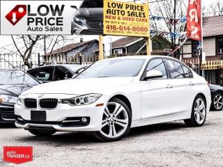 Used 2014 BMW 328i Sportline*AWD*RedLeather*Navi*FullOpti* for sale in Toronto, ON