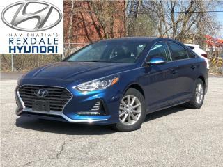 Used 2018 Hyundai Sonata GL, lane change warning for sale in Toronto, ON