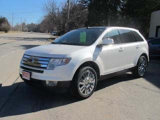 Used 2009 Ford Edge Limited AWD for sale in Brockville, ON