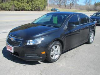 Used 2013 Chevrolet Cruze 2LT Auto for sale in Brockville, ON
