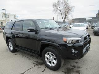 Used 2015 Toyota 4Runner SR5 V6 NO ACCIDENTS, ONE OWNER for sale in Toronto, ON