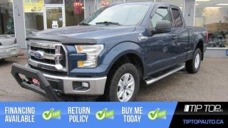 Used 2015 Ford F-150 XLT ** Bluetooth, 1 Owner, Great for Towing ** for sale in Bowmanville, ON