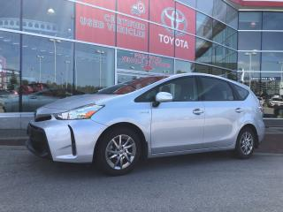 Used 2018 Toyota Prius V CVT for sale in Surrey, BC