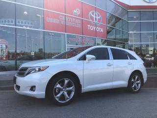 Used 2014 Toyota Venza V6 AWD 6A Limited for sale in Surrey, BC