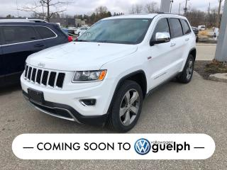 Used 2016 Jeep Grand Cherokee Limited for sale in Guelph, ON