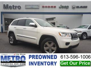 Used 2011 Jeep Grand Cherokee Limited for sale in Ottawa, ON