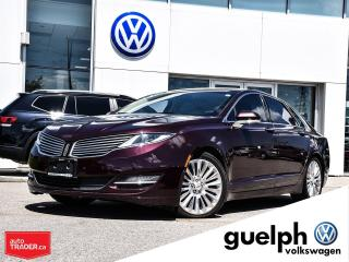 Used 2013 Lincoln MKZ for sale in Guelph, ON