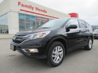 Used 2016 Honda CR-V EX AWD for sale in Brampton, ON