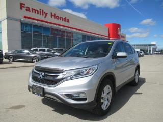 Used 2015 Honda CR-V EX AWD for sale in Brampton, ON