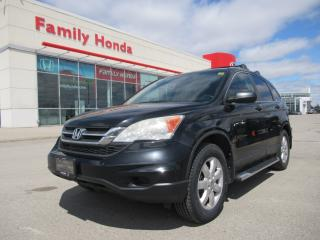 Used 2011 Honda CR-V LX for sale in Brampton, ON