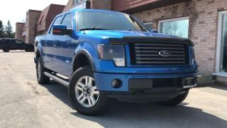 Used 2012 Ford F-150 FX4 3.5L V6 ECO LEATHER HEATED/COOLED SEATS for sale in Midland, ON