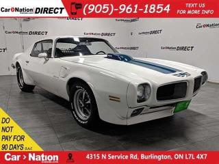 Used 1971 Pontiac Firebird | AS-TRADED| TRANS AM CLONE| for sale in Burlington, ON
