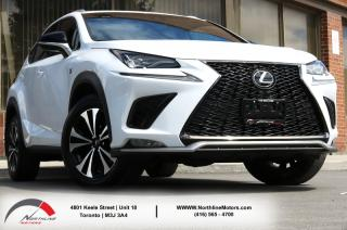 Used 2018 Lexus NX NX 300|F Sport|Sunroof|AWD |Backup Camera for sale in Toronto, ON