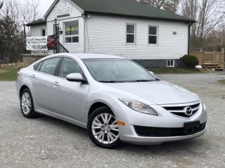 Used 2009 Mazda MAZDA6 1-Owner No-Accidents GS Cruise A/C Power Group for sale in Sutton, ON