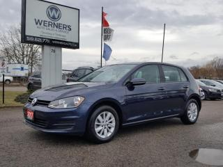 Used 2017 Volkswagen Golf TSI for sale in Cambridge, ON