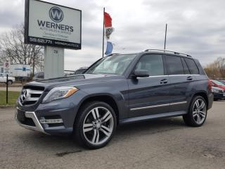 Used 2015 Mercedes-Benz GLK200 BlueTEC for sale in Cambridge, ON