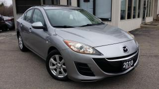 Used 2010 Mazda MAZDA3 GS for sale in Kitchener, ON