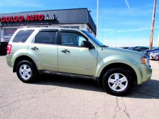 Used 2008 Ford Escape XLT 4WD AUTOMATIC CERTIFIED 2 YEARS WARRANTY for sale in Milton, ON
