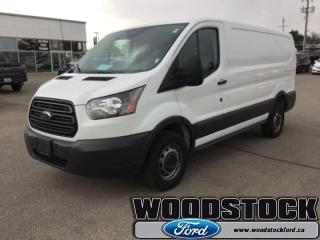 Used 2018 Ford Transit VAN BASE  - Low Mileage for sale in Woodstock, ON