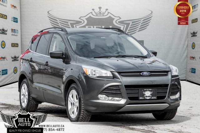 2016 Ford Escape SE, BACKUP CAMERA, BLUETOOTH, HEATED SEATS, VOICE COMMAND