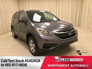 Used 2015 Honda CR-V LX AWD for sale in Calgary, AB