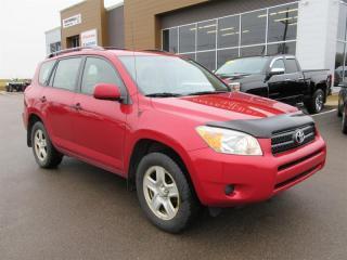 Used 2008 Toyota RAV4 BASE for sale in Charlottetown, PE